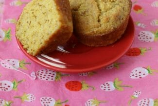 Gluten-Free Maple Cornmeal Muffins