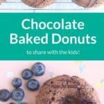cocoa baked donuts pin 1
