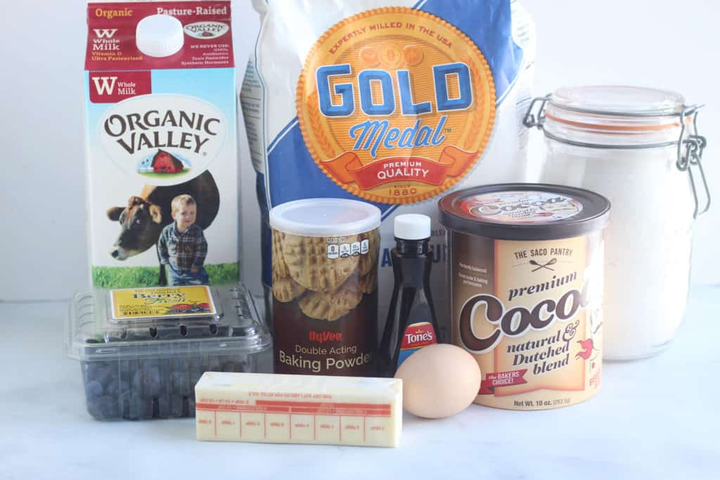 ingredients-in-baked-donuts