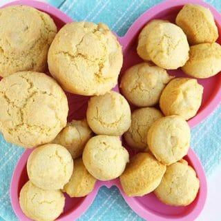 maple corn muffins