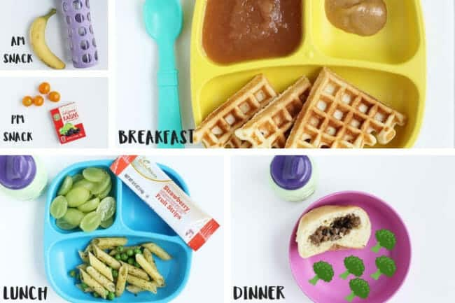toddler meal plan
