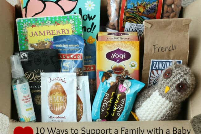 10 Ways to Support a Family with a Baby in the Hospital