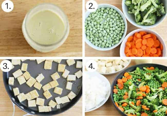 Green Curry Veggies Recipe Step by Step