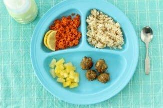 Mini Moroccan Meatballs Recipe