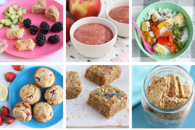 dairy free recipes for kids in grid