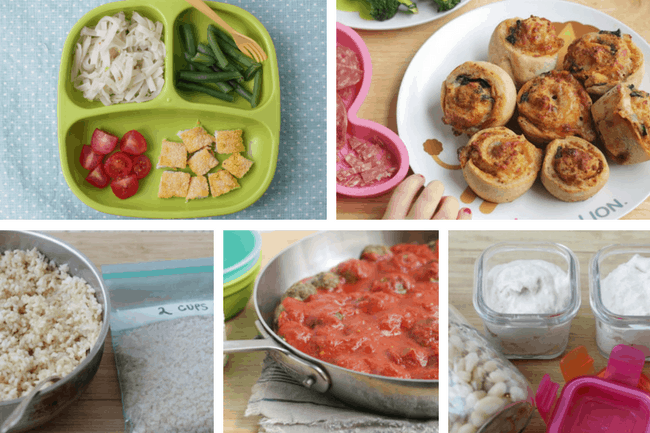 25 Make-Ahead Toddler Dinners (the Whole Family will Love)