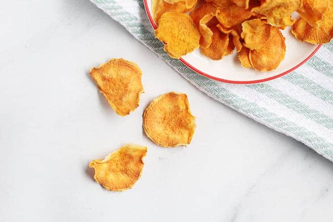 sweet-potato-chips-on-counter