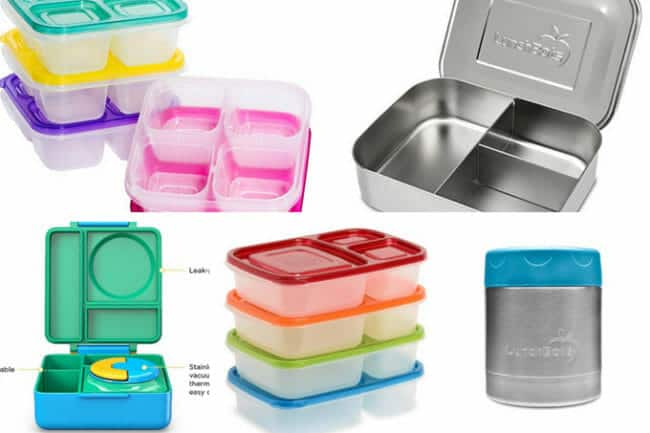 Best Toddler and Kids Lunch Boxes