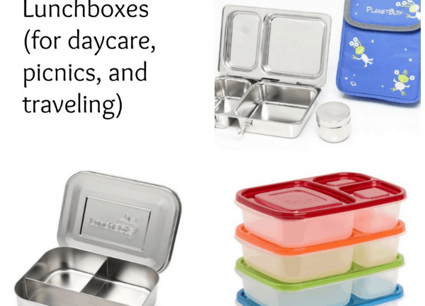 Best Lunch Boxes for Big Kids and Toddlers