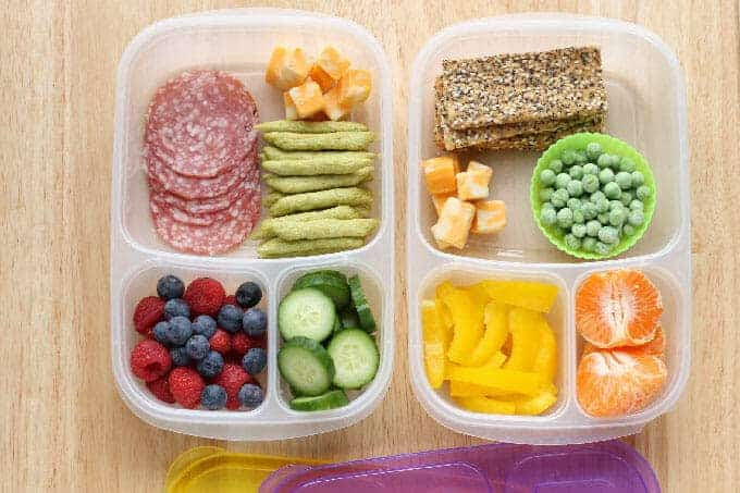 easy lunchboxes for kids