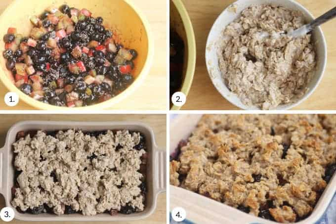 how-to-make-blueberry-crisp-step-by-step