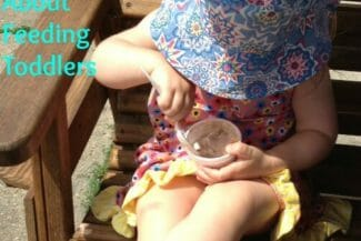 15 Funny Truths About Feeding Toddlers