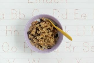 Try Apple Raisin Oatmeal for Breakfast