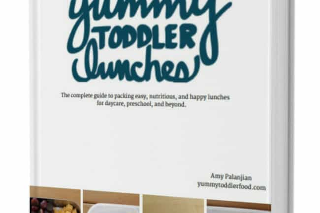 Yummy Toddler Lunches ebook