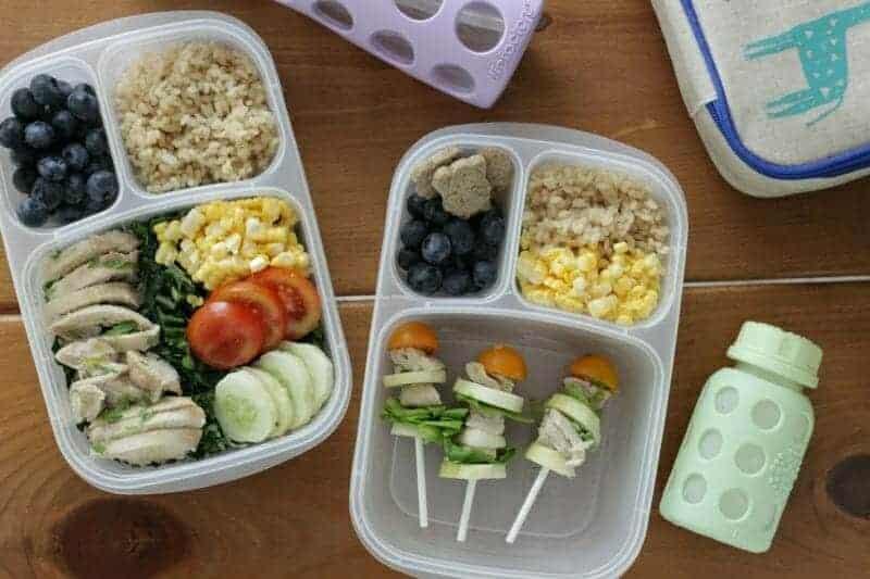 Make-Ahead Coconut Poached Chicken Salad