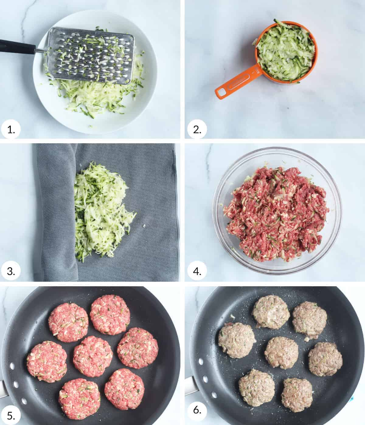 how-to-make-zucchini-burgers-step-by-step