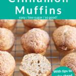 cinnamon muffins pin 1