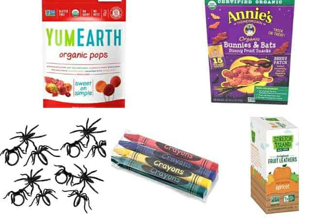 halloween treats for toddlers
