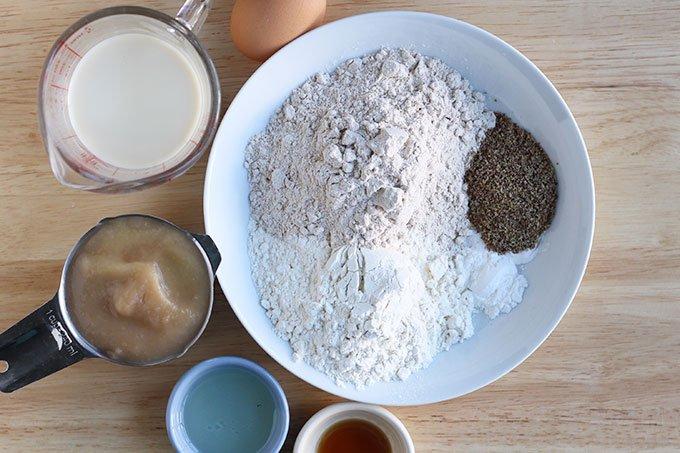 ingredients-in-cinnamon-muffins