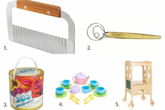 best kitchen tools for toddlers