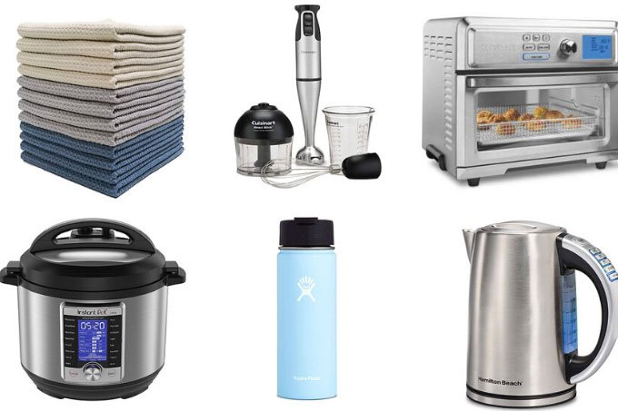 kitchen gifts for moms in grid
