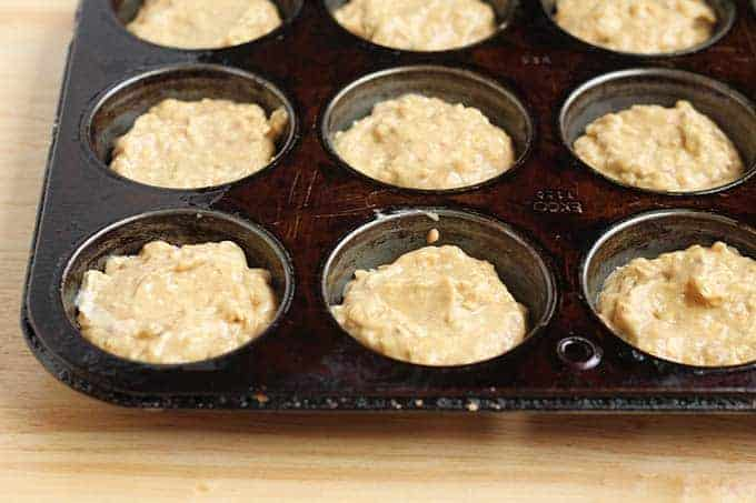 how to make butternut squash muffins step by step