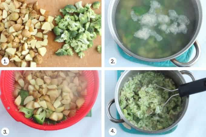 how-to-make-broccoli-mashed-potatoes-step-by-step