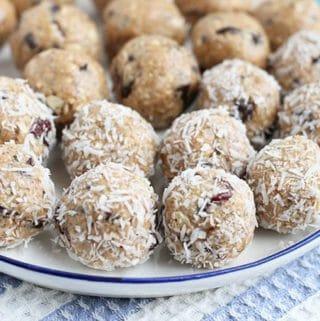 no bake peanut butter balls