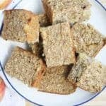 Oatmeal Apple Bread Recipe