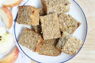 Apple Cinnamon Bread Recipe with Oats