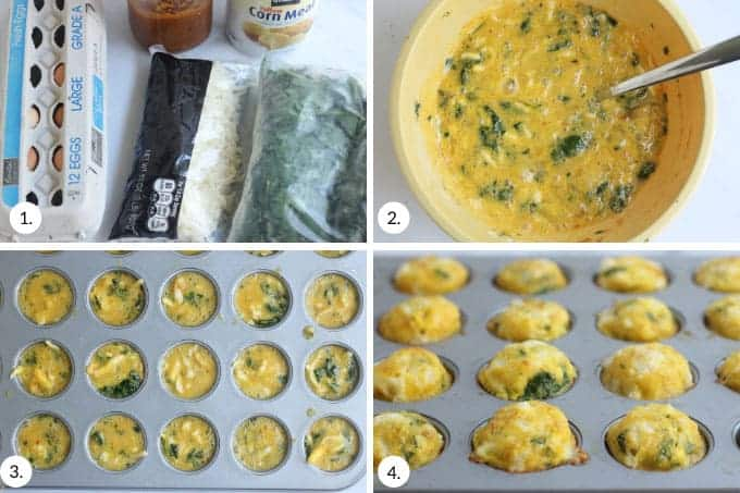 how-to-make-spinach-egg-muffins-step-by-step