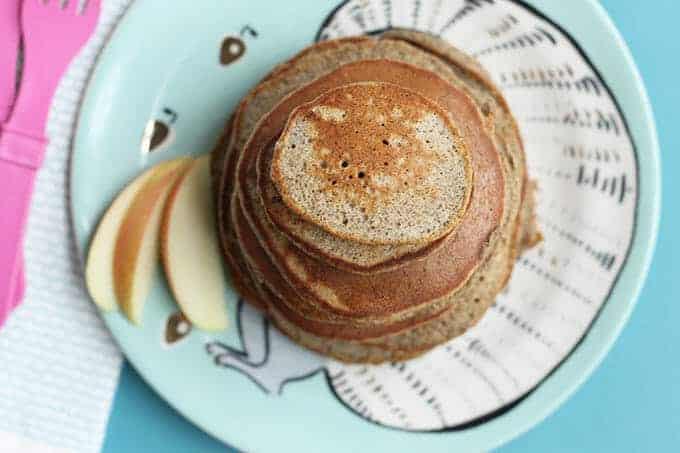 applesauce pancakes gluten free