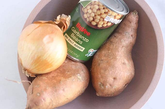 ingredients-in-roasted-sweet potato-tacos