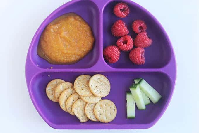 carrot-soup-on-purple-plate
