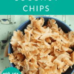 coconut chips pin
