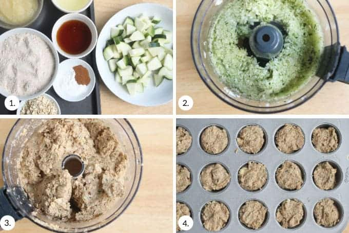 how-to-make-vegan-zucchini-muffins-step-by-step