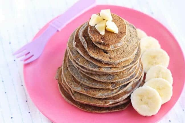 Vegan Banana Pancakes (Allergy-Friendly)