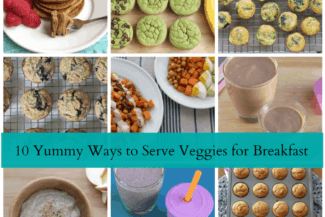 10 Healthy Toddler Breakfasts