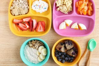 10 Healthy Toddler Breakfast Ideas (Quick & Easy!)