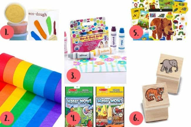 creative stocking stuffers for toddlers