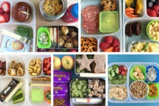 toddler lunches for daycare