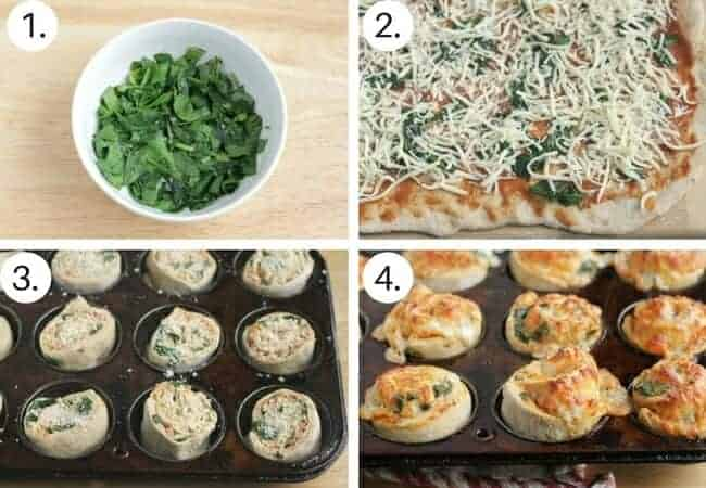 how to make pizza roll recipe step by step