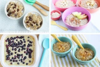 15 Healthy Oatmeal Recipes for Babies, Toddlers, and Big Kids