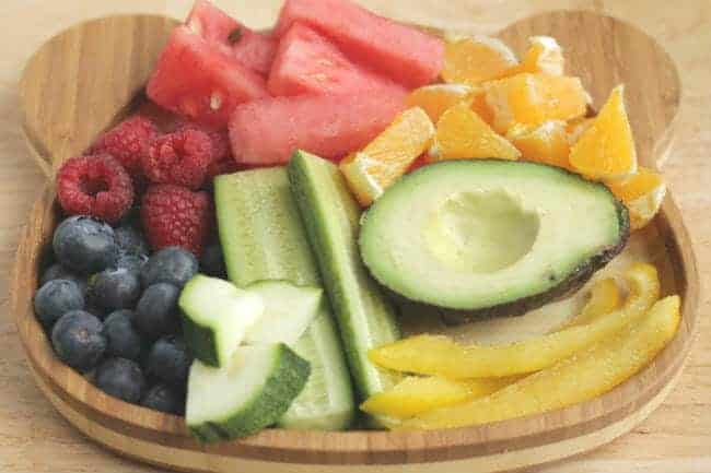 hydrating produce for constipation