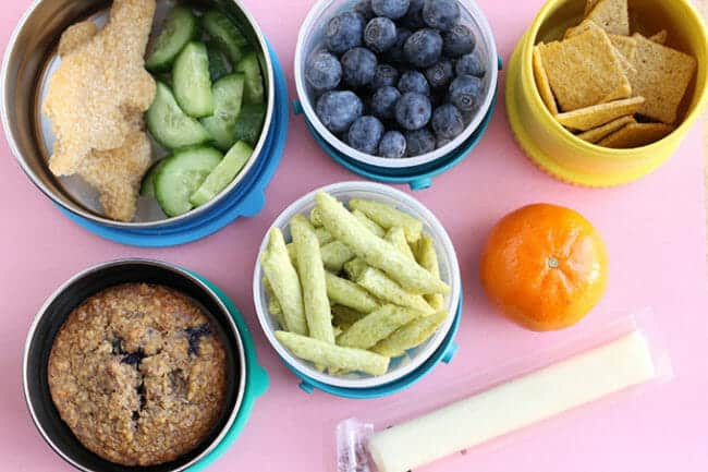 toddler snacks to take on the go