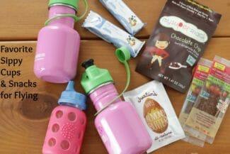 Feeding FAQs: Sippy Cups, Travel Snacks