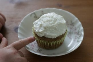 Zucchini Cupcakes with Cream Cheese Frosting