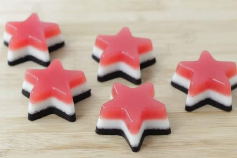 patriotic homemade gummies
