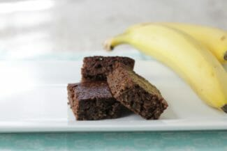 Easy Banana Brownie Recipe