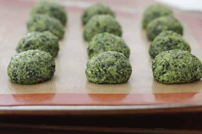 easy kale bites recipe